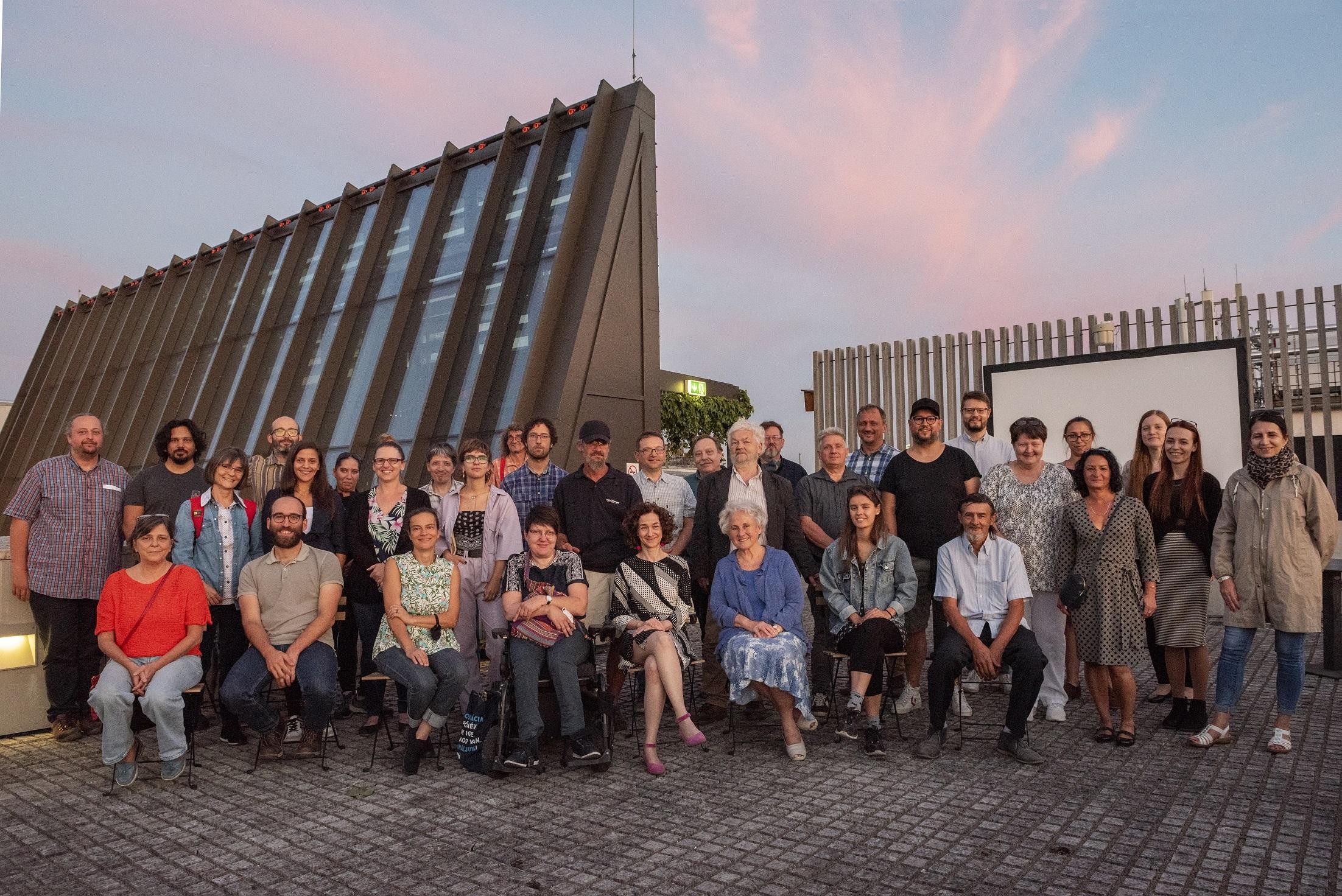 A Socrates Program évnyitója 2021 szeptemberében